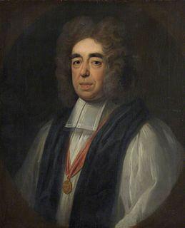 Matthias Mawson British bishop