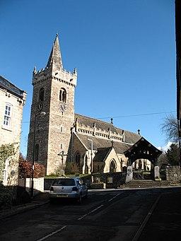 Bramham Church - geograph.org.uk - 722524