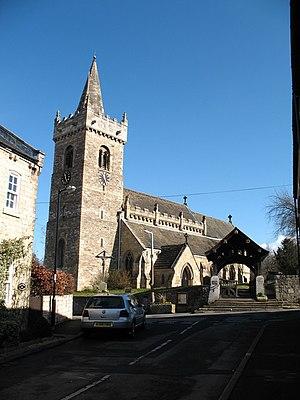 All Saints' Church, Bramham, West Yorkshire - Image: Bramham Church geograph.org.uk 722524