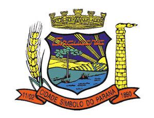 Araucária - Image: Brasão de Armas do Município de Araucária