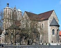 Braunschweig Brunswick Dom Suedosten (2008).JPG