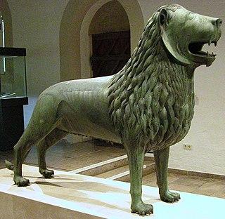 Brunswick Lion