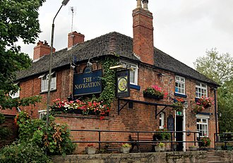 Breaston - The Navigation