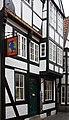 Bremen, das Haus Schnoor 37.JPG