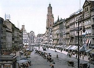 Breslau Ring Ostseite (1890-1900)
