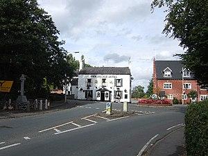 Minsterley - Image: Bridge Hotel, Minsterley geograph.org.uk 585590