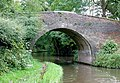 Bridge No 22 near Illshaw Heath, Solihull - geograph.org.uk - 1716513.jpg