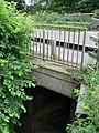 Bridge across Fishpool Brook - geograph.org.uk - 878162.jpg