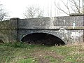 Bridge over dismantled railway - geograph.org.uk - 339339.jpg