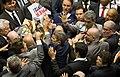 Briga-sessão-câmara-denúncia-temer-Wladimir-costa-Foto -Lula-Marques-agência-PT-28.jpg