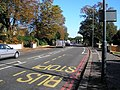 Brighton Road (A23). Looking north to Purley - geograph.org.uk - 607496.jpg