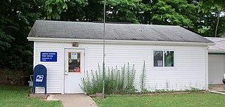 Gann, Ohio Village in Ohio, United States