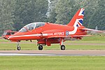 British Aerospace Hawk T.1A 'XX319' (35618638045).jpg