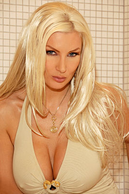 Brittany Andrews in 2010
