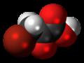 Bromopyruvic acid 3D spacefill.png