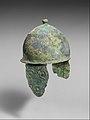 Bronze helmet with cheek-guards MET DP251325.jpg