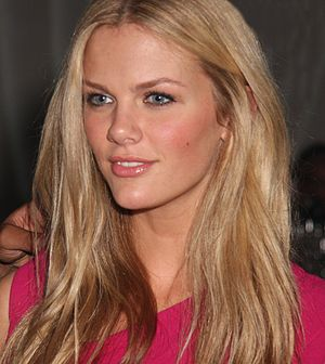 Brooklyn Decker in June 2009.