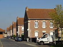 Plan De La Ville De Lens Cit Ef Bf Bd Miniere