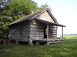 Cumberland Gap National Historical Park - Brush Mountain School House