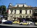 """Bucuresti, Romania. Casa """"Sabba Ștefănescu"""", Piața Romană nr. 8 (Arhitect Maugsch Oscar).jpg"""