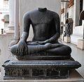 Buddha - Pala School - Circa 10th Century AD - Bodhgaya - Bihar - Indian Museum - Kolkata 2012-12-21 2436.JPG