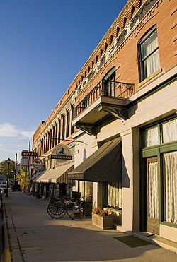 Occidental Hotel, Buffalo, Wyoming