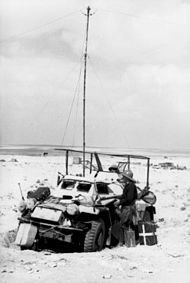 Bundesarchiv Bild 101I-424-0269-17, Nordafrika, Spähpanzer