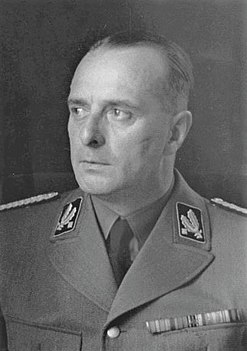 Hanns Albin Rauter German general