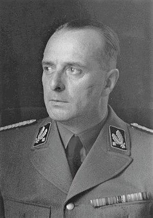 Hanns Albin Rauter - Rauter in 1939