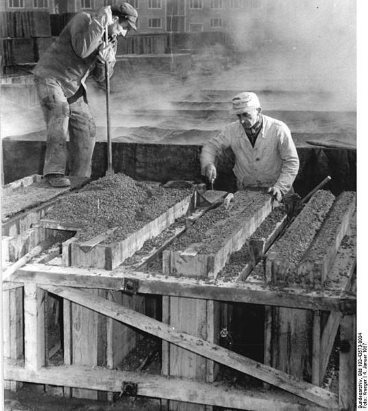 Bild Bauarbeiter