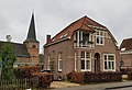 Burg Ottenhoffstraat 5 Groesbeek schuin links kerktoren.jpg