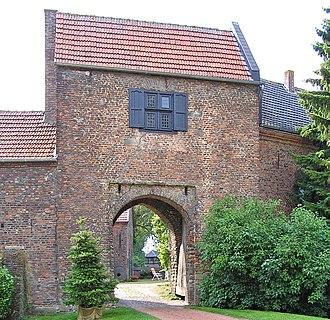 Schermbeck - Castle Schermbeck