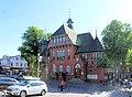 Burg auf Fehmarn, Markt und Rathaus.JPG