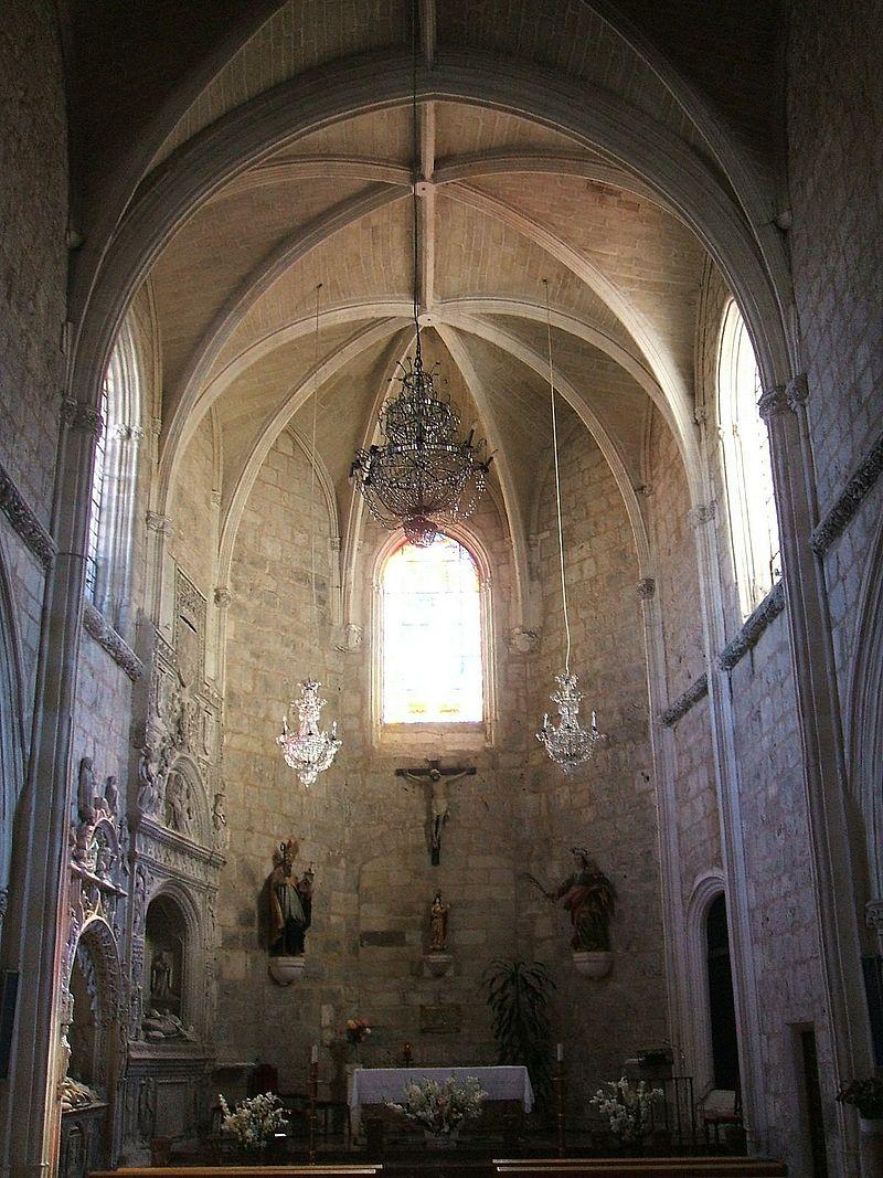 Burgos - Convento Sta Dorotea 01.JPG