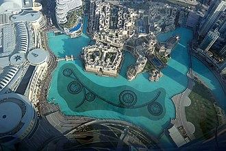 Emaar Properties - The Dubai Fountain
