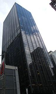 1345 Avenue of the Americas Office skyscraper in Manhattan, New York