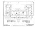 Burlington County Prison, 128 High Street, Mount Holly, Burlington County, NJ HABS NJ,3-MOUHO,8- (sheet 3 of 24).png