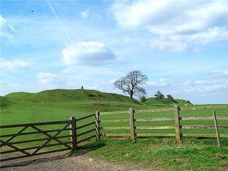 Burrough on the Hill - Burrough Hill Iron Age fort