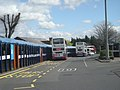 Buses in Dudley Bus Station, West Midlands, 7 April 2009.jpg