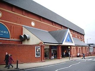 Fishergate Shopping Centre Shopping mall in Lancashire, England
