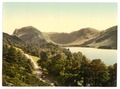Buttermere and Hasness, Lake District, England-LCCN2002696847.tif