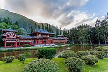 Byodo-In Temple in Hawaii.jpg