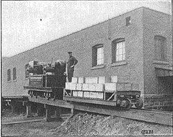 C. W. Hunt Company