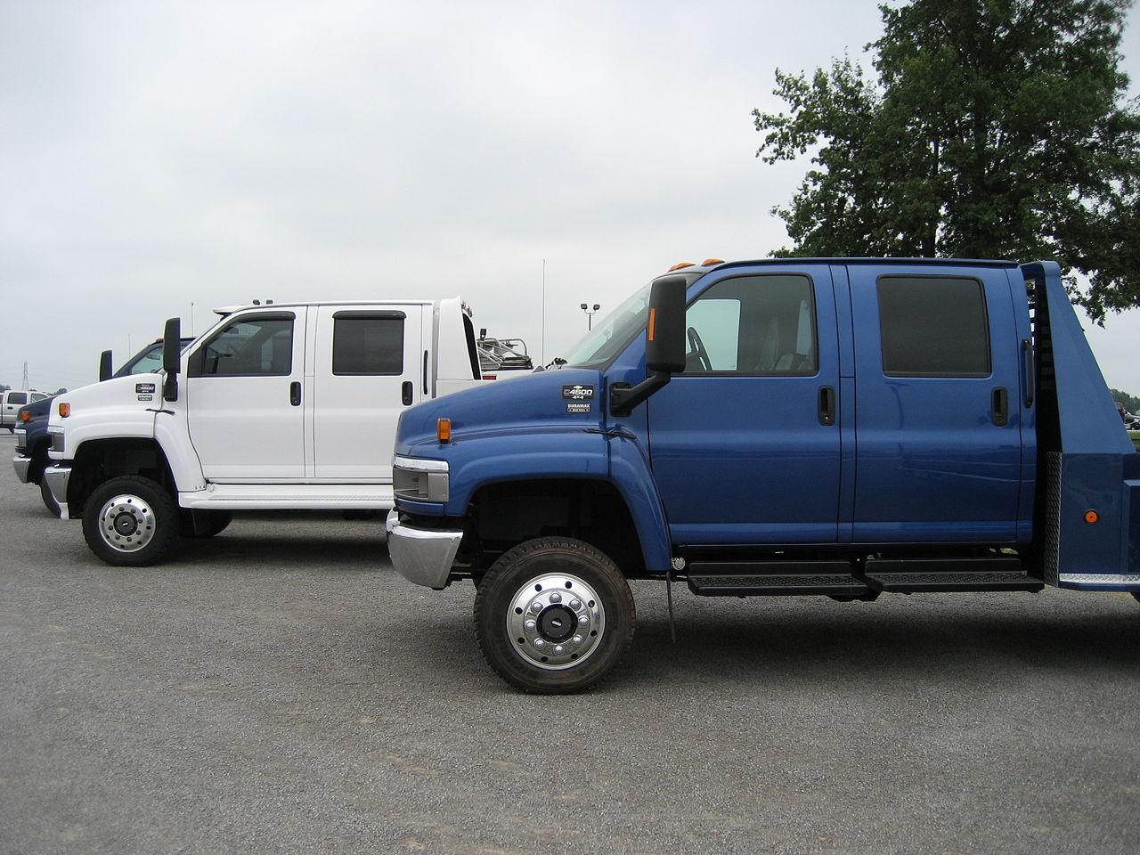 file:c4500 gm 4x4 medium duty trucks jpg