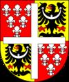COA cardinal PL Kominek Boleslaw.png
