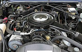 Cadillac High Technology engine