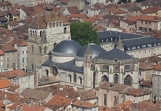 Roman Catholic Diocese of Cahors - Cahors Cathedral