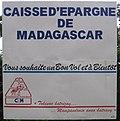 Caisse d'épargne de Madagascar pub - île Sainte-Marie.JPG