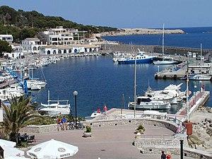 Hafen von Cala Rajada