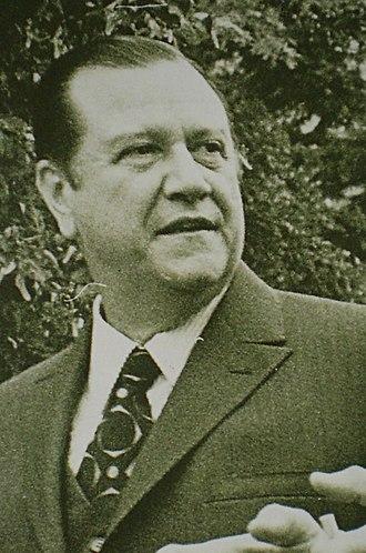 Rafael Caldera - Image: Caldera, Rafael